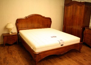 King Size 침대